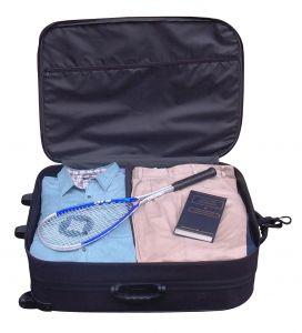 gepackter Koffer